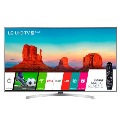 "LED 55"" LG 55UK6550 Smart TV Ultra HD"