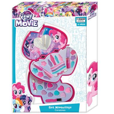 Set De Maquillaje Corazones My Little Pony Hasbro