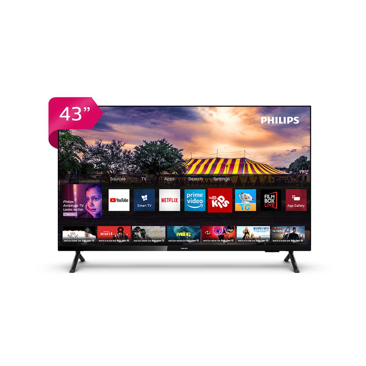 "LED 43"" Philips 6825 Smart TV Full HD"