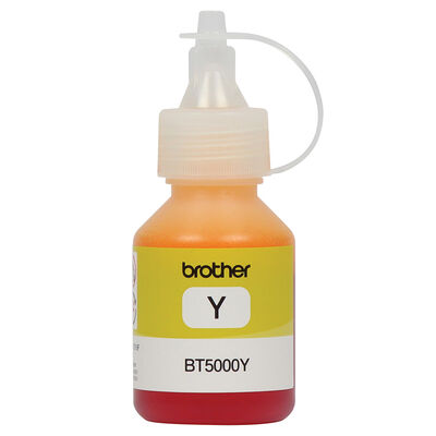 Tinta Brother BT5001 Yellow