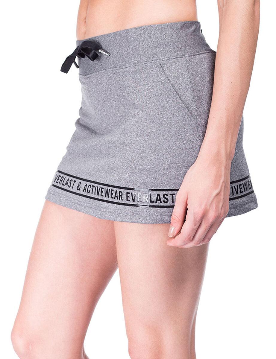 Legging Short Mujer Everlast Skirt