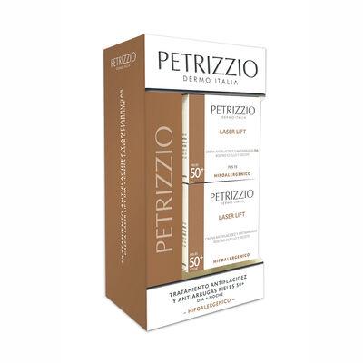 Estuche Petrizzio Crema Facial Lazer Lift Día y Noche