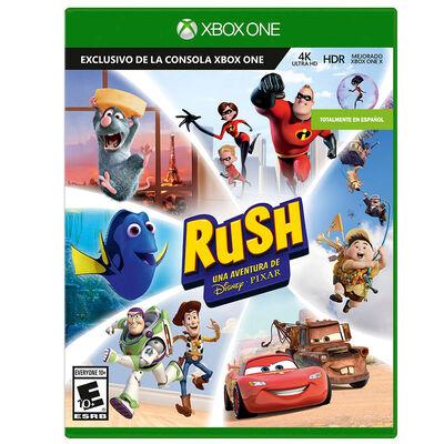 Juego Pixar Rush X-Box One