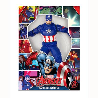 Figura de Acción Captain America Marvel