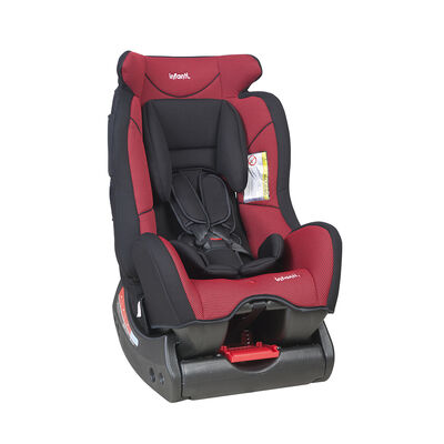 Silla de Auto Convertible Barletta Colors Red