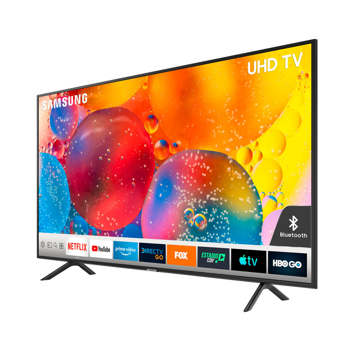"LED 65"" Samsung RU7100 Smart TV 4K UHD"