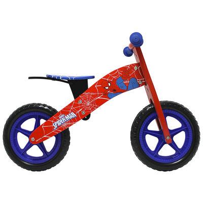 Bicicleta Lahsen Spiderman Aro