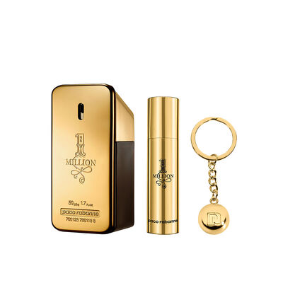 Estuche One Million (EDT 50ml + Miniatura 10ml)