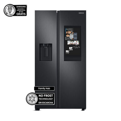 Refrigerador Side By Side Samsung RS58T5561B1/ZS 585 lts.
