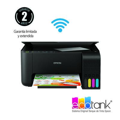 Multifuncional Epson Tinta Continua L3150 WiFi