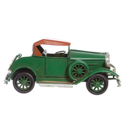 Adorno Auto Antiguo Verde