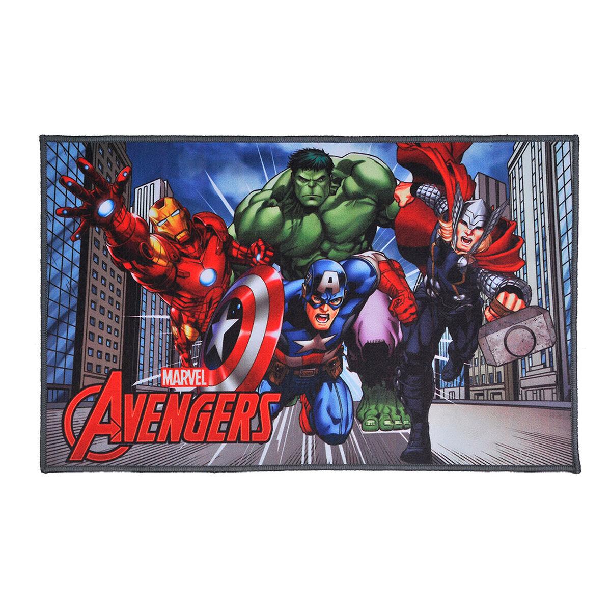 Bajada de Cama Avengers 80*120 cm