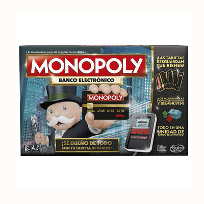 Juego Monopoly Ultimate Banking Game