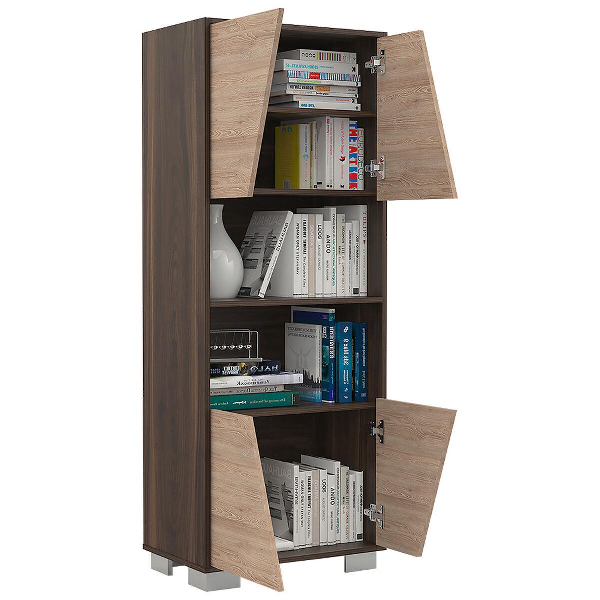 Biblioteca + Bar Fraktal