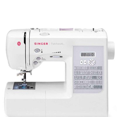 Máquina de Coser Patchwork Singer SM7285Q
