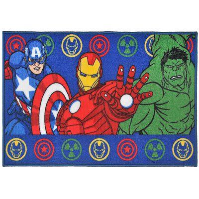Bajada de Cama Marvel 80x120 avengers Icons