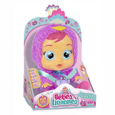Muñeca Bebes Llorones Lizzy