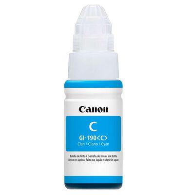 Tinta para Impresora Canon GI-190 Cyan