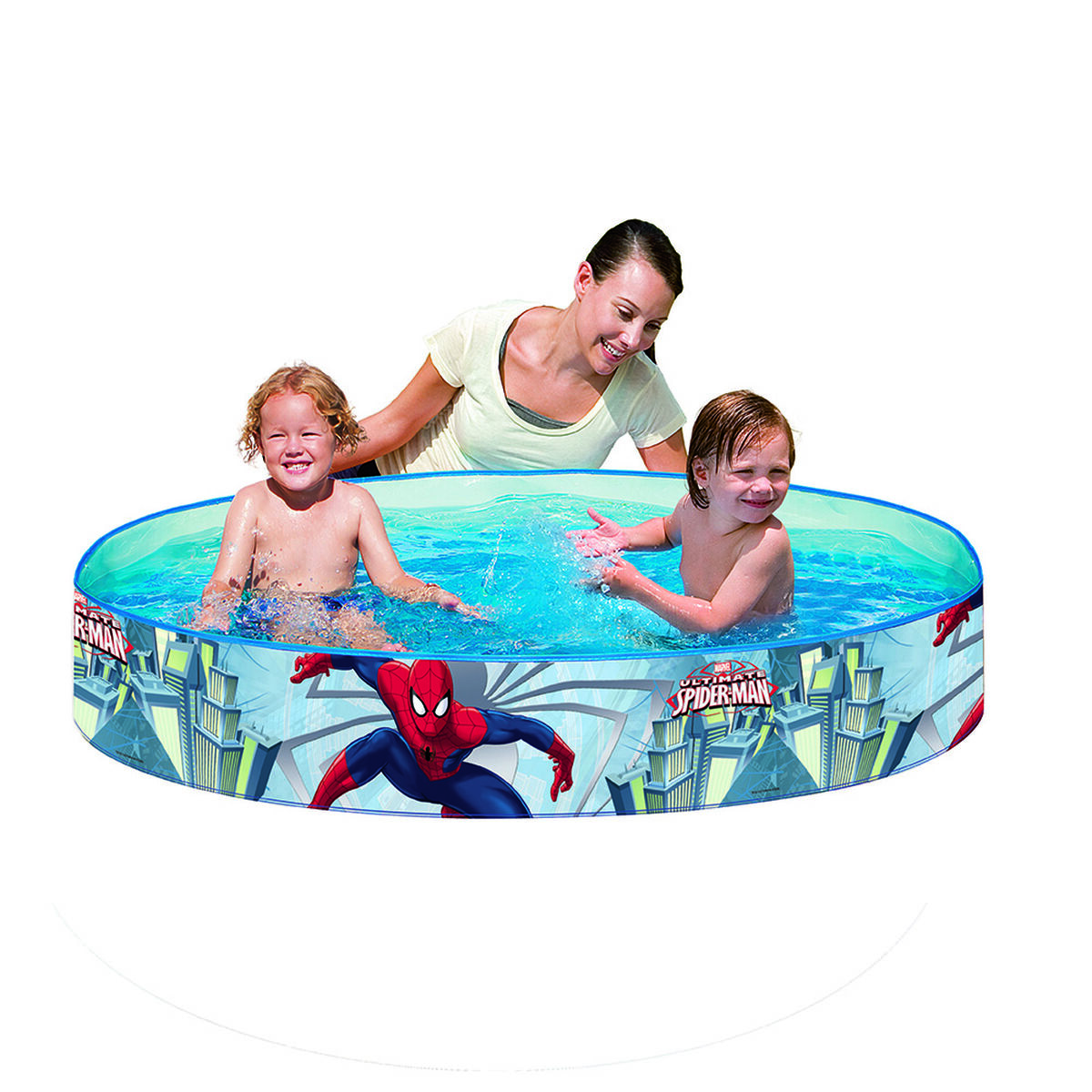 Piscina Inflable Bestway Spiderman
