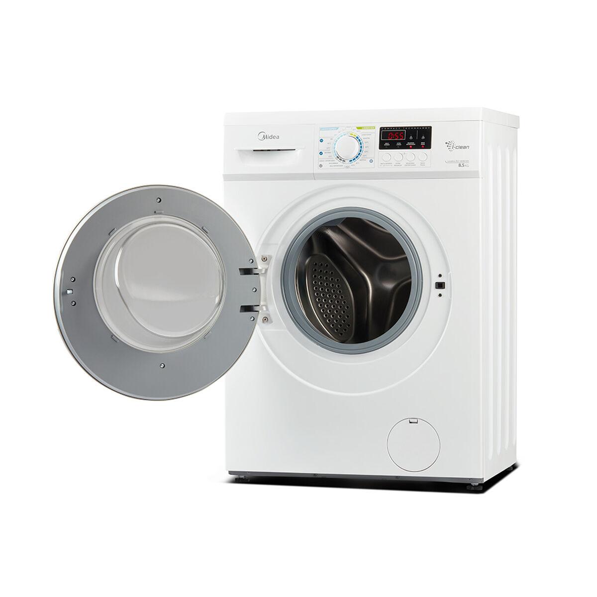 Lavadora Automática Midea MLF-085BE08N 8,5 kg.