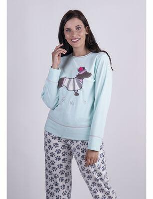 Pijama de Polar Kayser