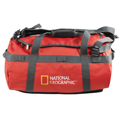 Bolso Duffle National Geographic 50L Rojo