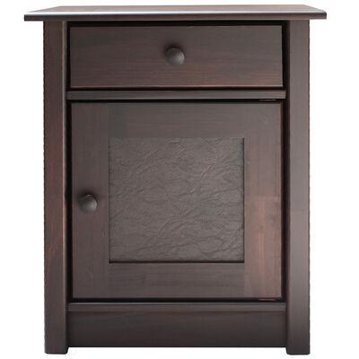 Velador Izquierdo Rosen Bilbao 1 cajón / 1 puerta