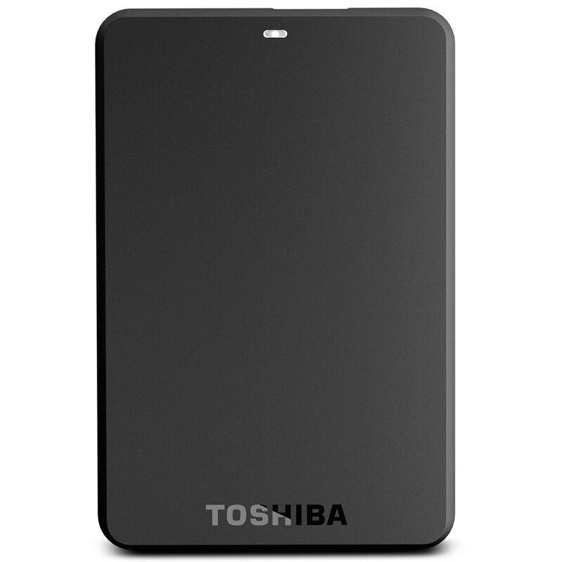 Disco Duro Externo Toshiba 2TB Canvio Basics