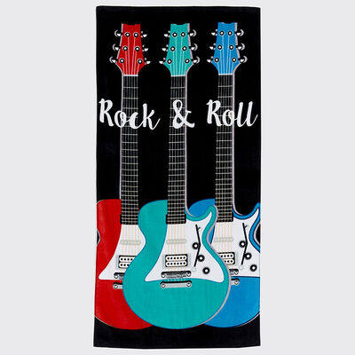 Toalla de Playa Casanova Rock 75 x 150 cm