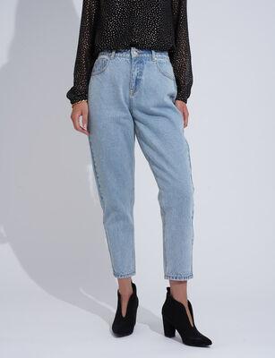 Jeans Mom Mujer Zibel
