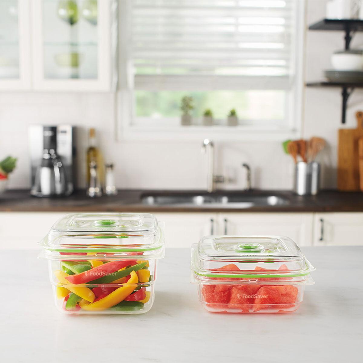 Set 2 Contenedores Fresh Oster FoodSaver® FFC015X