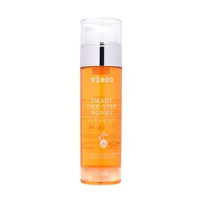 Espuma Limpiadora 2 en 1 Smart One-Step Honey Cleanser Vieco