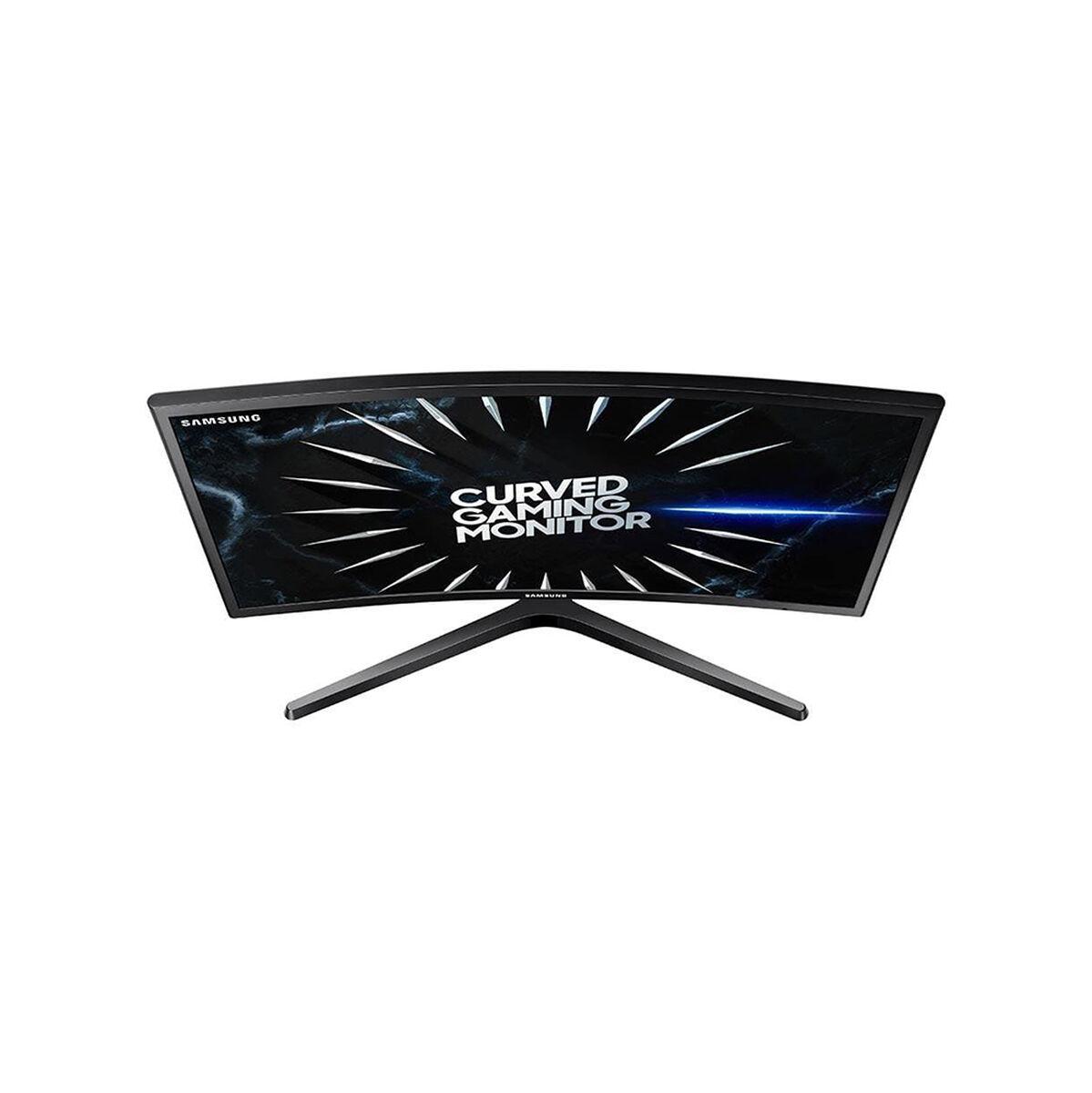 """Monitor Gamer Curvo Samsung LC24RG50 24"""" HD"""