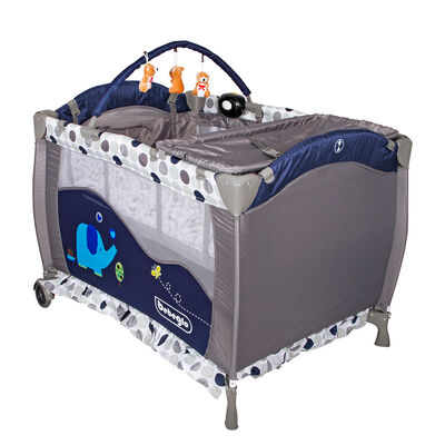 Cuna Corral Pack & Play RS-6190-1 Azul