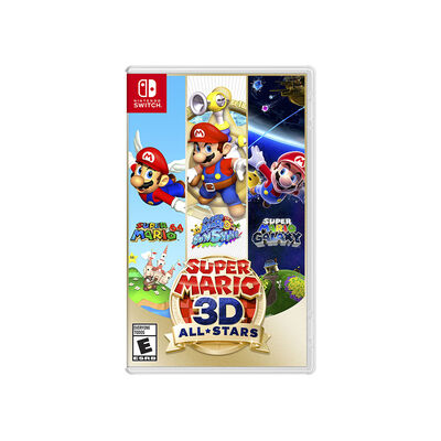 Juego Nintendo Switch Super Mario 3D All Stars