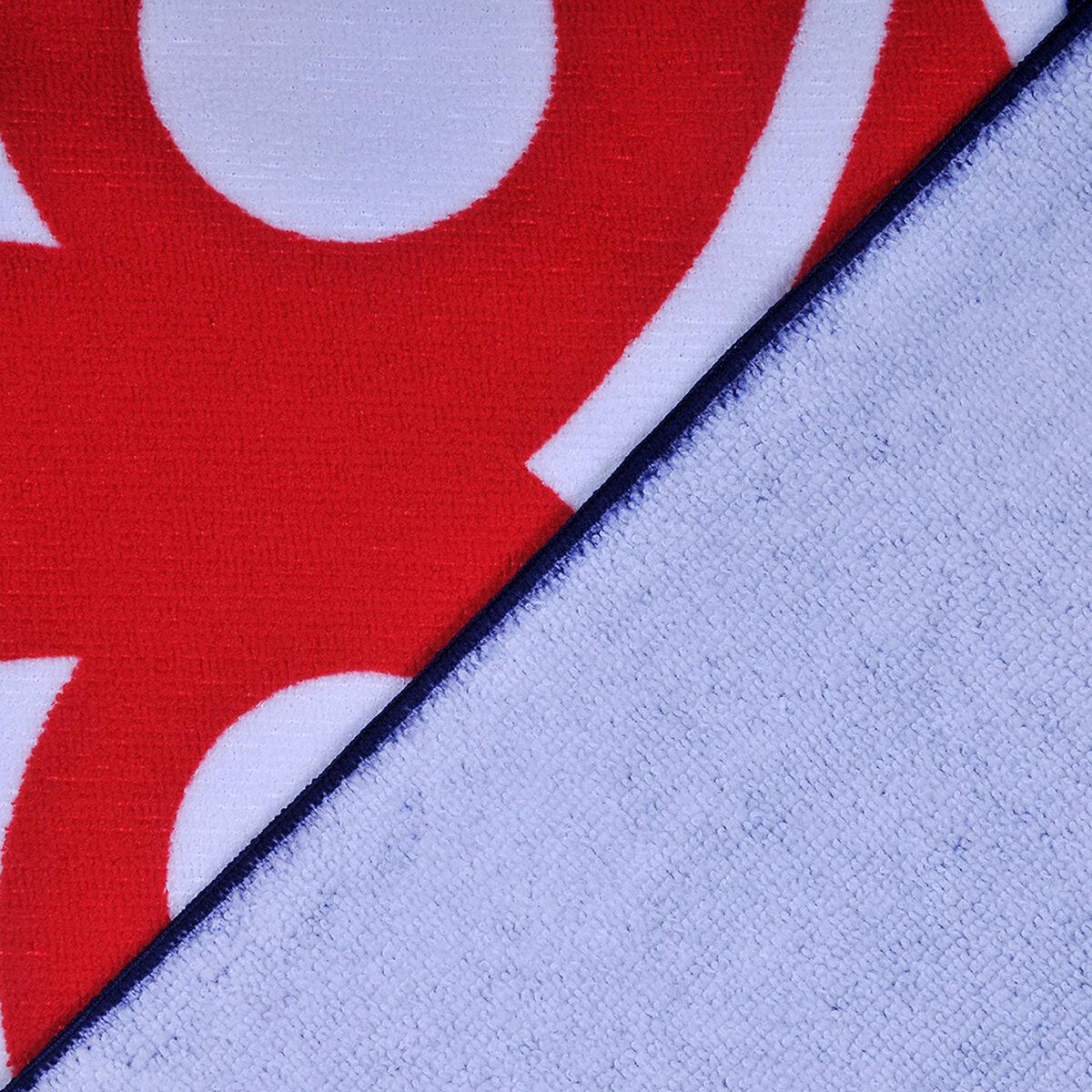 Toalla de Playa Microfibra U de Chile Fuerza 70X140 Cm
