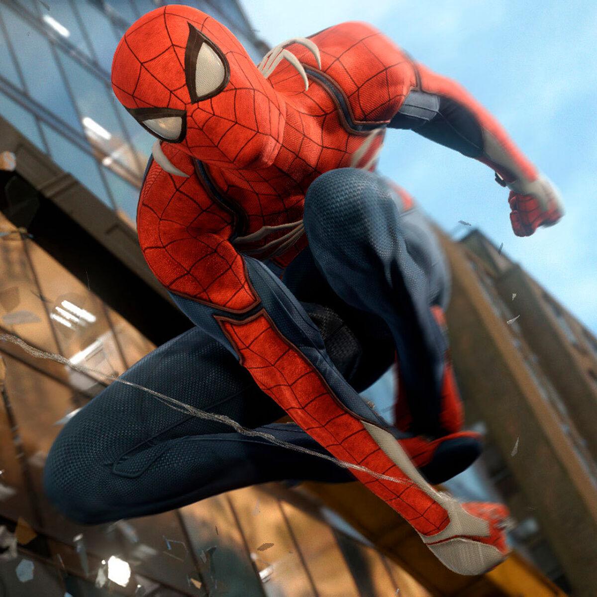 Juego PS4 Sony Marvel Spiderman