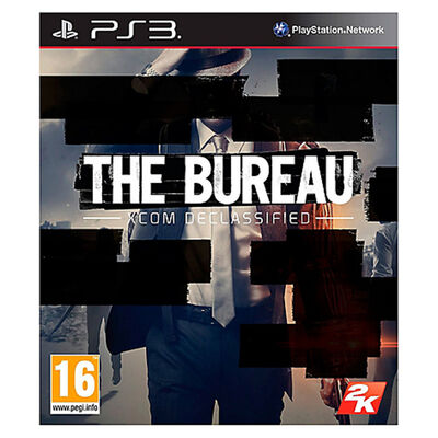 Juego PS3 The Bureau: XCOM Declassified