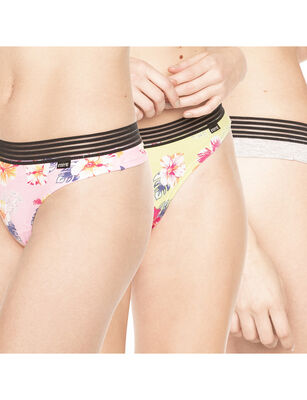 Pack 3 Calzones Colaless Mujer Intime