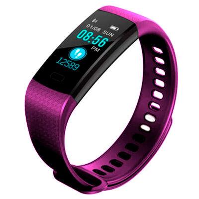 Banda Deportiva Lhotse Smart Wristband LhotseSM35Morada