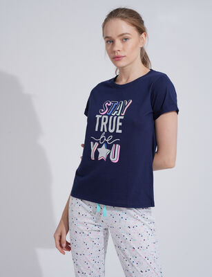 Polera de Pijama Mujer Icono