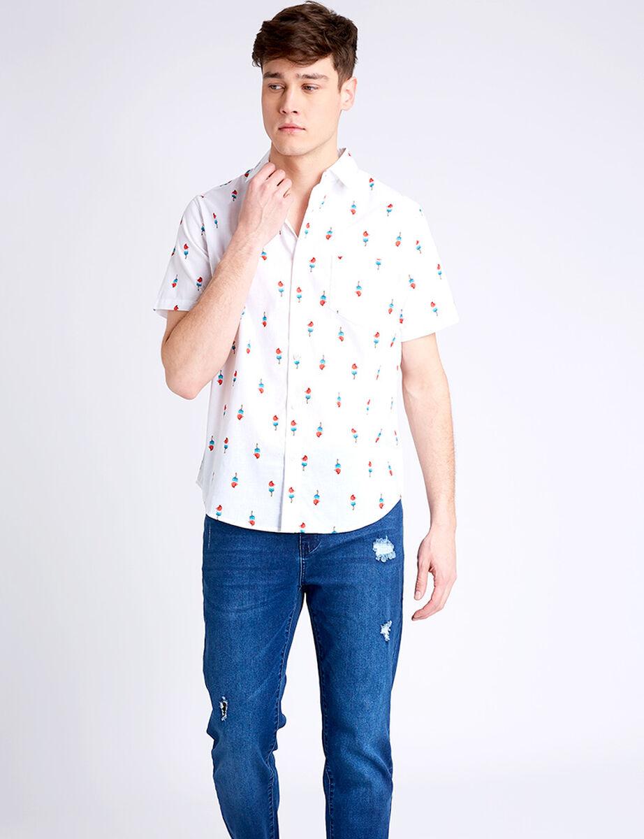 Camisa Guayabera Hombre Icono
