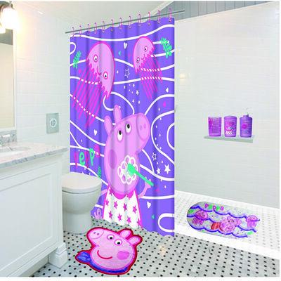 Conjunto de Baño 3 Piezas Peppa Pig