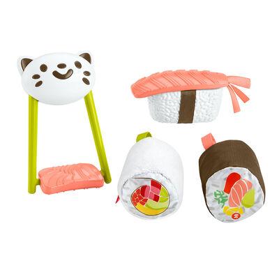 Fisher-Price Newborn Toys Juguete para Bebés Kit de Regalo Juego de Sushi