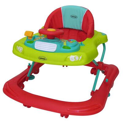 Andador Infantil Bebesit 7170 Rojo
