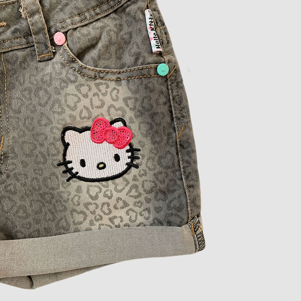Short Niña Hello Kitty