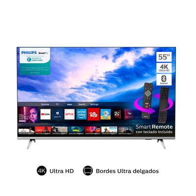 """LED 55"""" Philips 55PUD6654 Smart TV UHD"""