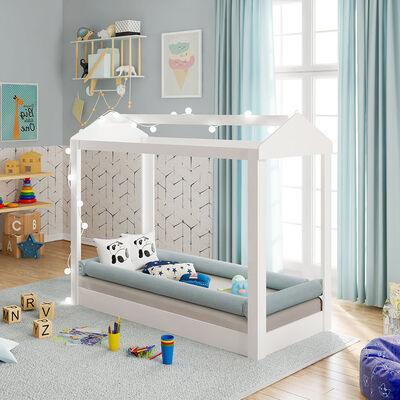 Cama Infantil Favatex Carlisle 1 Plaza