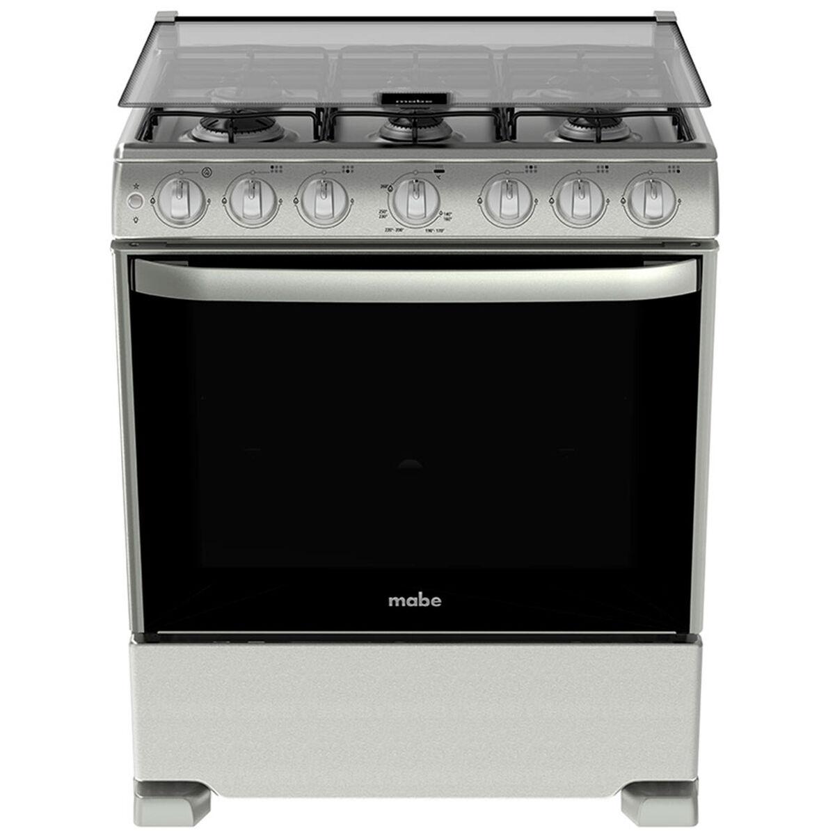 Cocina a Gas Mabe EME7665CSZX0 127 lt