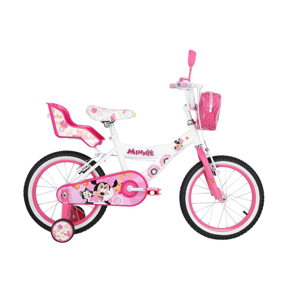 Bicicleta Disney Niña Minnie Aro 16